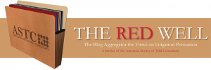 The Red Well Logo