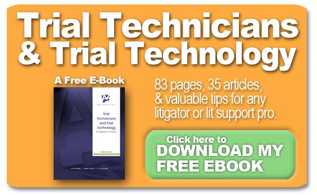 trial technician trial technology courtroom technology consultants new york texas florida california boston virginia