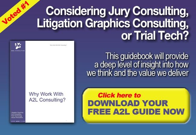 top jury consultants best litigation graphics firm hot seat trial techs
