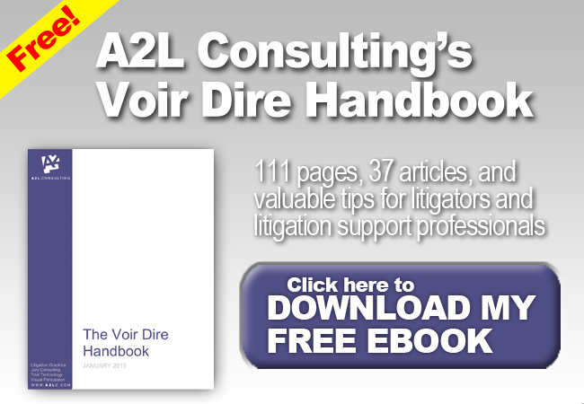 A2L Consulting Voir Dire Consultants Handbook