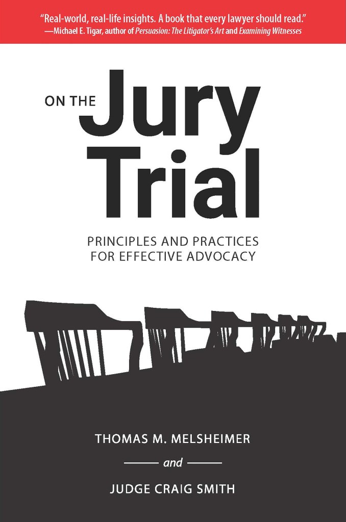 """Loading Image for """"On The Jury Trial"""""""
