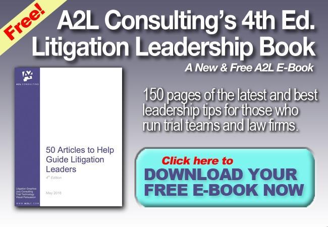 litigation leadership 4th edition
